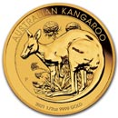 1/2 oz Gold Kangaroos
