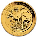 1/4 oz Gold Kangaroos