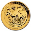 1/10 oz Gold Kangaroos