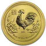 Perth Mint Gold (2017 Rooster Coins)