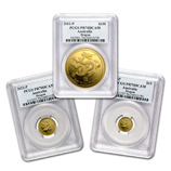 Perth Mint Gold (Series 2 Coin Sets) (PCGS Certified)