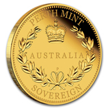Perth Mint Gold Sovereigns