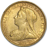 Australia Gold Sovereigns