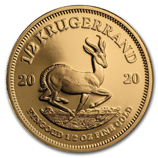1/2 oz Proof Gold Krugerrands