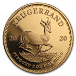 Proof Gold Krugerrands (Other Sizes)