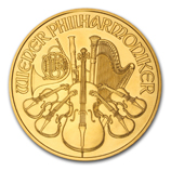 2009 20 oz Gold Philharmonic