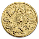 The Queen's Beasts Gold Coins
