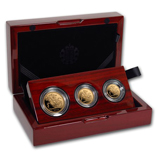 British Royal Mint (Gold Sovereign Sets)