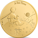 Monnaie de Paris Gold (The Little Prince Series)