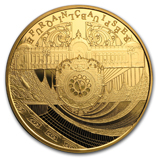 Monnaie de Paris (UNESCO World Heritage Sites Gold Coin Series)