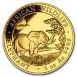 Gold Elephant Series (Somalia)