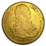 Gold Coins from Bolivia