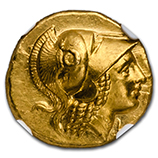 Greek Gold Coins