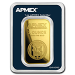 APMEX (Gold Bars & Rounds)