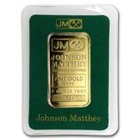 Johnson Matthey (Gold Bars & Rounds)