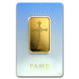 PAMP Suisse Religious Themed (Gold Bars)