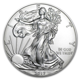IRA-Approved Silver Eagles
