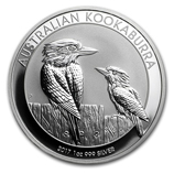 IRA-Approved Silver Kookaburras