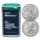 Silver Eagles (MintDirect®)