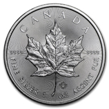 2016 Silver Maple Leaf Coins