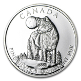 RCM Silver Wildlife Series (Uncirculated)