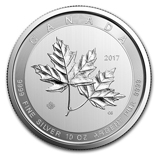 Canadian Silver Commemorative Bullion Other Size Coins