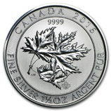 Canadian 1.5 oz Silver Commemorative Coins