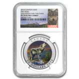 2015 RCM Silver Commemorative Collectible Coins (NGC Certified)