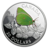 Butterflies of Canada Series