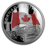 Maple Leaf Themed Commemoratives