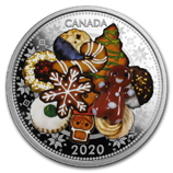 Winter Themed Commemoratives