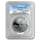 Fractional Silver Libertads (Proof Versions) (PCGS)