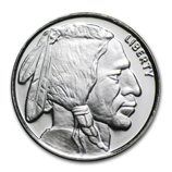Fractional Silver Bullion Rounds