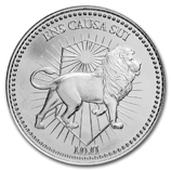 1 oz (Collectible Silver Rounds)