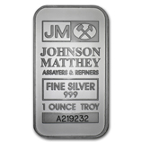 Johnson Matthey (Silver Bars)
