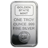 Golden State Mint (Silver Bars)