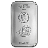 Cook Islands (Silver Bars)
