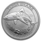 Perth Mint Silver (Shark Series)
