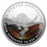 Perth Mint Discover Australia Series