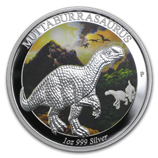 Perth Mint Age of Dinosaurs Series