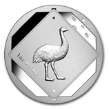 Royal Australian Mint (Silver Road Sign Series)