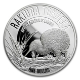 New Zealand Post (Silver Kiwi Coin Series)