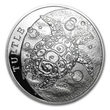 New Zealand Mint (Silver Taku/Turtle Series)