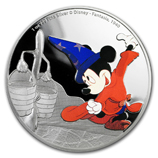 New Zealand Mint (Disney Coin Series)