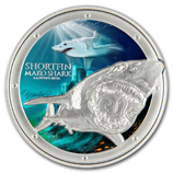 New Zealand Mint (Ocean Predators Series)