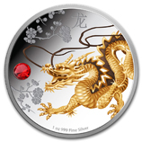 New Zealand Mint (Feng Shui Coin Series)