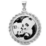 Chinese Coin (Silver Jewelry Items)