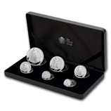 Silver Britannias (Proof Coin Sets)