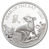British Royal Mint (Silver Lunar Coins)
