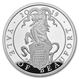 The Queen's Beasts Silver Proof Coins